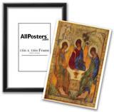 Andrej Rublev (Holy Trinity) Art Poster Print Prints