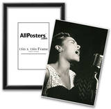 Billie Holiday Signing Archival Photo Music Poster Print Posters
