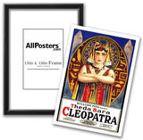 Cleopatra Movie Theda Bara Poster Print Posters