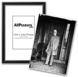 General Robert E Lee (Portrait, House) Art Poster Print Prints