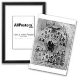 Louisiana Legislature (Members, 1868) Art Poster Print Posters
