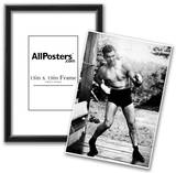 Jack Dempsey Boxing Pose Archival Photo Sports Poster Print Posters