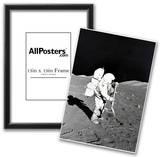 Moon Landing Astronaut Archival Photo Poster Print Poster