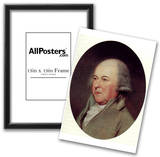 John Adams (Portrait, Color) Art Poster Print Prints