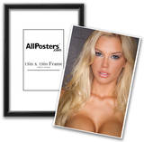 Jessa Hinton Close-up Photograph Poster Print by Mario Brown Posters