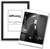 Jefferson Davis (Portrait) Art Poster Print Posters