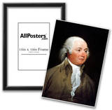 John Strumbull John Adams Portrait Historic Art Print Poster Posters