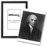 James Madison (Portrait) Art Poster Print Prints