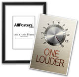 One Louder These Go to 11 Music Poster Print