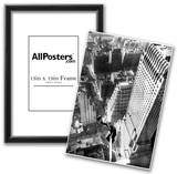 New York City Chrysler Building and Anthony Passavant 1929 Archival Photo Poster Print Poster