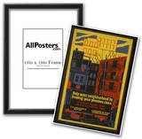 New York City (Keep Your Neighborhood Clean) Art Poster Print Prints