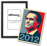 Mitt Romney 2012 Political Poster Posters