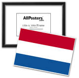 Netherlands National Flag Poster Print Posters