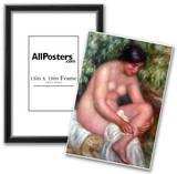 Pierre Auguste Renoir August Renoir Bathing Art Print Poster Poster