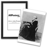 Susan B. Anthony (Seated) Art Poster Print Print