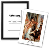 Renoir Two Girl At The Piano Art Print POSTER quality Photo