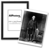 Samuel Adams (Portrait) Art Poster Print Posters