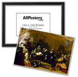 The Embarkation of the Pilgrims Historic Art Print Poster Prints