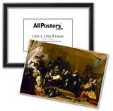 The Embarkation of the Pilgrims Historic Art Print Poster Prints