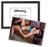 Rosalee Ochoa Lace Lingerie Photograph Poster Print by Mario Brown Posters