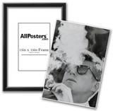 President John F Kennedy Smoking Archival Photo Poster Print Posters