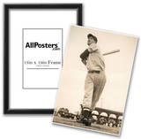 Ted Williams Boston Red Sox Archival Photo Sports Poster Print Prints