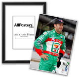 Tony Kanaan 2003 Indianapolis 500 Indycar Racing Archival Photo Poster Print