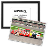 Darrell Waltrip Archival Photo Sports Poster Print Poster