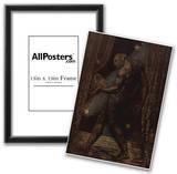 William Blake (The specter of a flea) Art Poster Print Print