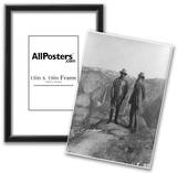 Theodore Roosevelt with John Muir Archival Photo Poster Print Posters