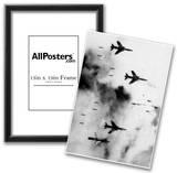 Vietnam War (B-66 and F-105s Bombing Vietnam) Photo Poster Print Prints