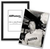 Rocky Marciano Training Archival Photo Sports Poster Print Prints