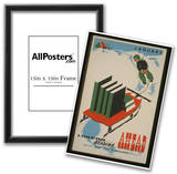 WPA (A Year of Good Reading Ahead) Art Poster Print Photo
