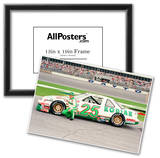 Ken Schrader Archival Photo Sports Poster Print Posters