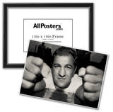 Rocky Marciano Fists Archival Photo Sports Poster Print Prints