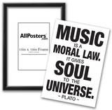 Plato Music Prints