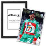 Michael Andretti 2003 Indianapolis 500 Indycar Racing Archival Photo Poster Poster