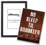No Sleep Til Brooklyn Music Poster Prints