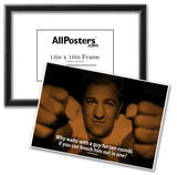 Rocky Marciano Knock Out iNspire 2 Quote Poster Photo