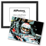 Michael Andretti Indycar Archival Photo Poster Posters