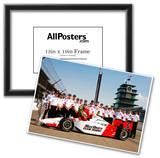 Gil de Ferran 2003 Indianapolis 500 Champion Archival Photo Poster Photo