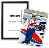 Mark Martin 1997 Miller 400 Archival Photo Poster Posters