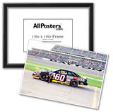 Mark Martin Archival Photo Poster Posters