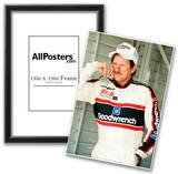 Dale Earnhardt 1989 Archival Photo Poster Posters
