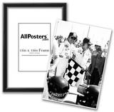 Johnny Rutherford and Jan-Michael Vincent 1976 Archival Photo Poster Photo