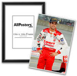 Christian Fittipaldi Indycar Archival Photo Poster Poster