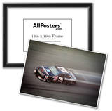 Dale Earnhardt Speed Archival Photo Poster Posters