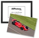 Scott Pruett 1989 Indianapolis 500 Archival Photo Poster Print