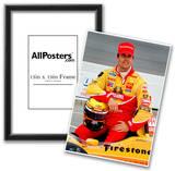 Scott Pruett Indycar Archival Photo Poster Poster