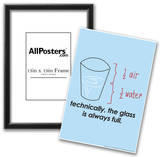 Glass is Always Full Prints